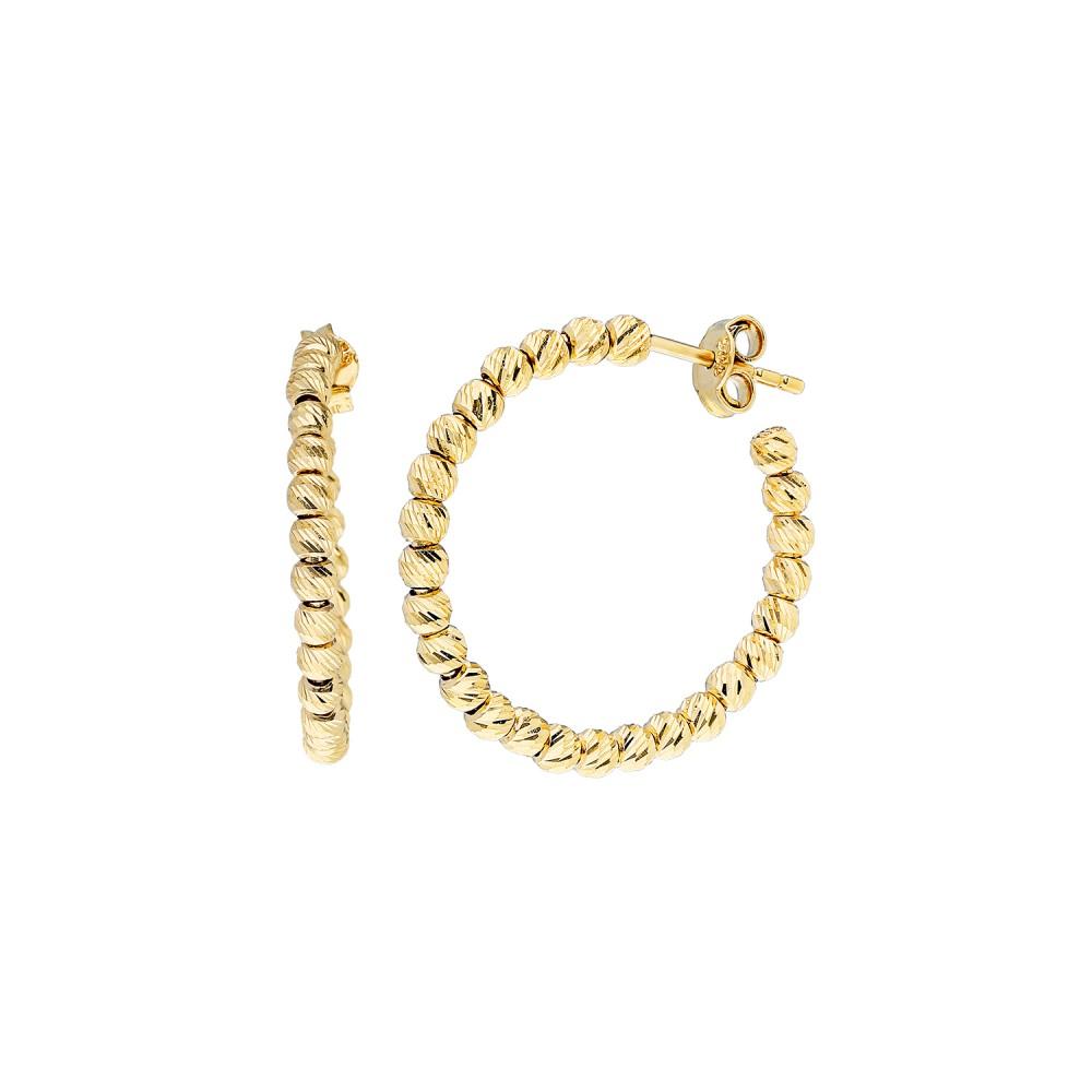 Glorria Gold Dorika Earring