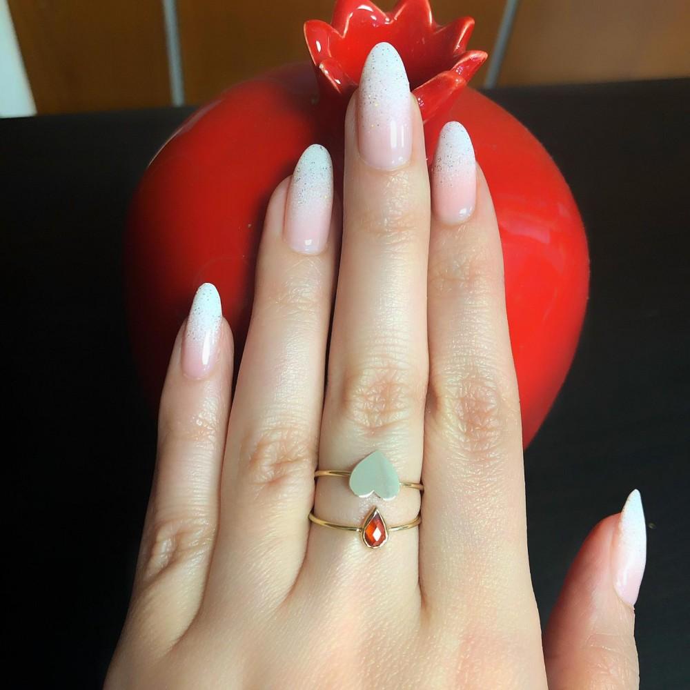 Glorria Gold Heart