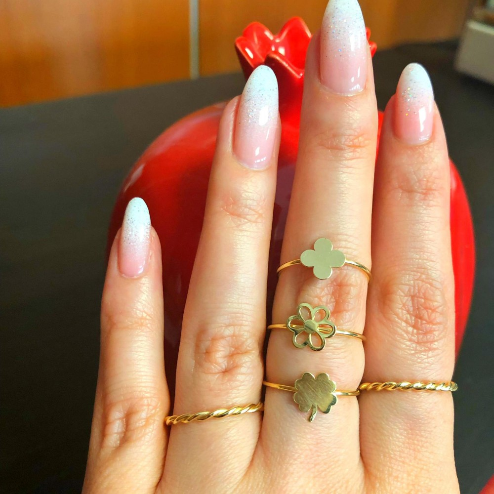 Glorria Gold Clover