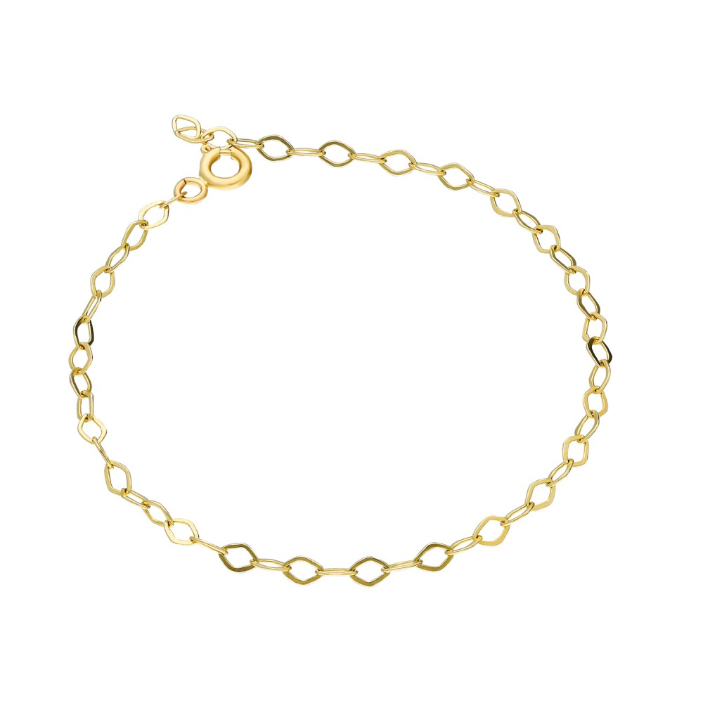 Glorria Gold 15 cm Extension Chain