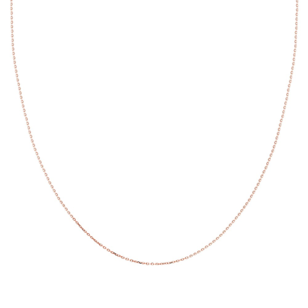 Glorria Gold 20 Micron Rose Forse Chain