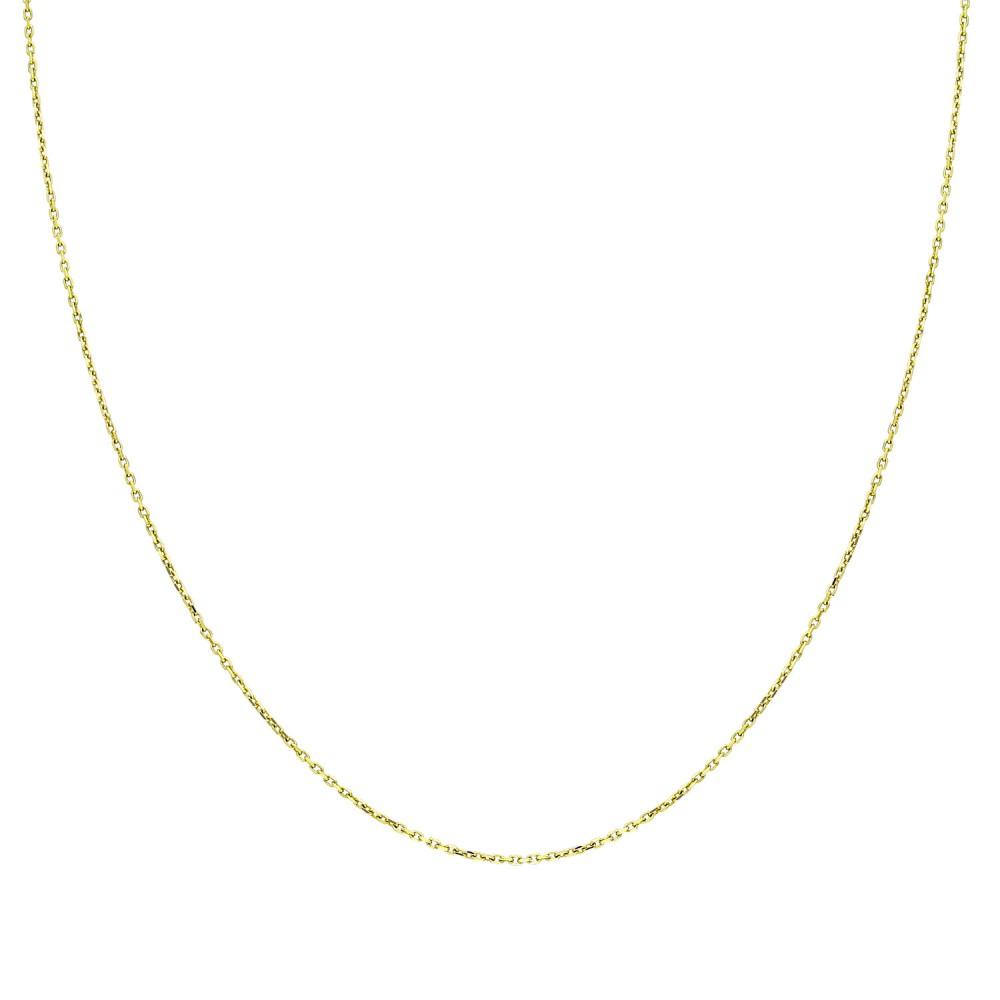 Glorria Gold 25 Micron Yellow Forse Chain