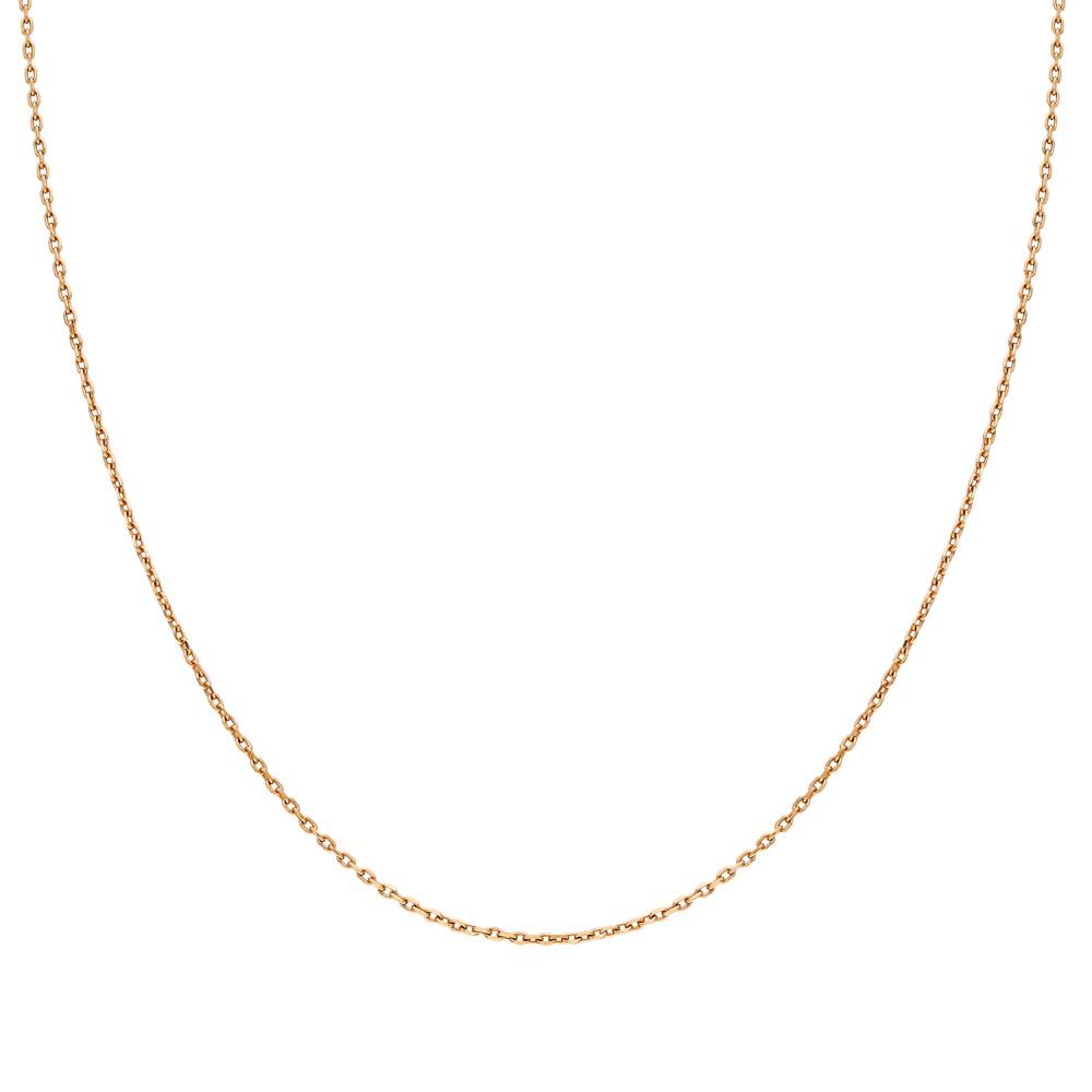 Glorria Gold 30 Mikron Rose Forse Chain
