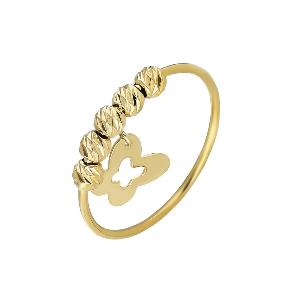 Glorria Gold Dorika Butterfly
