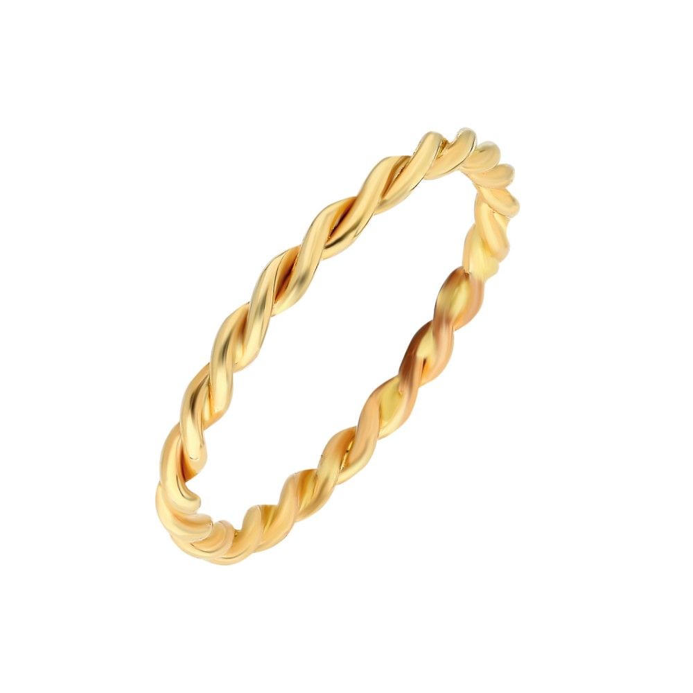 Glorria Gold Twisted